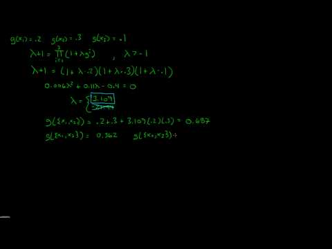 Fuzzy Measures and Fuzzy Integrals - Part 1