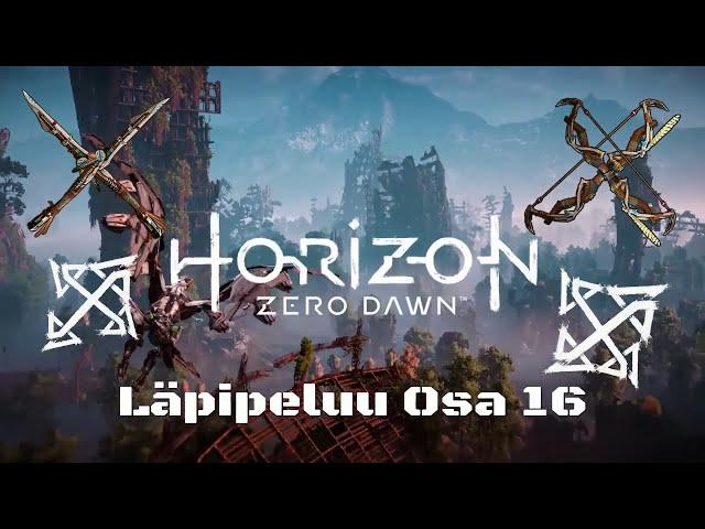 Horizon Zero Dawn - Läpipeluu Osa 16
