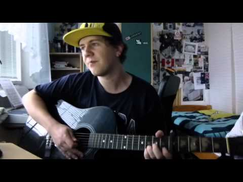 How to play Adele - You'll Never See Me Again Guitar Lesson Tutorial with Chords by nEscafeX