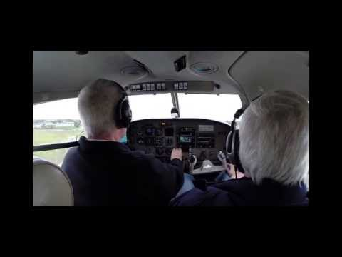 Piper Archer III - IFR / IMC- KARB to KFNT