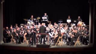 Banda Sinfónica Complutense - Concierto de Clarinete de Óscar Navarro