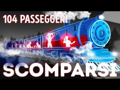 Il Mistero Del Treno Italiano Che Svan Nel Nulla In Un Tunnel