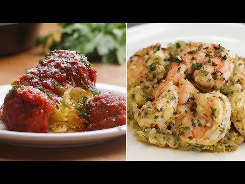 Easy Spaghetti Squash Recipes