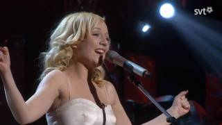 Anna Bergendahl - This is my life (Vinnarlåten Melodifestivalen 2010) Sweden i High Definition (HD)