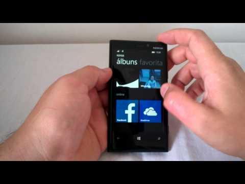 Windows Phone 8.1 Nokia Lumia 920 Português Brasil