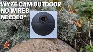 Wyze Cam Outdoor in-depth Review