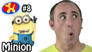 Minion - Balloon ! Win ! Fail ! #8 (feat. Ashley Mardell - HeyThere005)