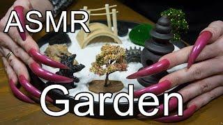 ASMR ICNBUYS Zen garden unpacking long claws nails super sound asmr