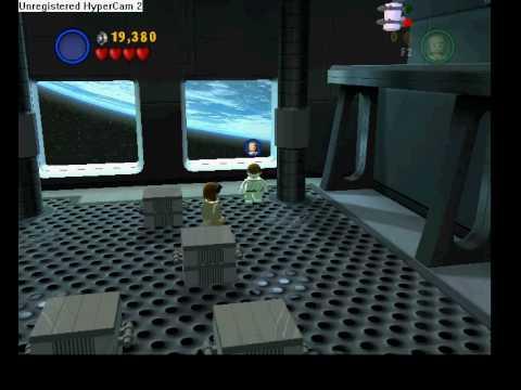 Lego Star Wars Episode 1 chapter 1 Freeplay 10/10 minkit !! - YouTube