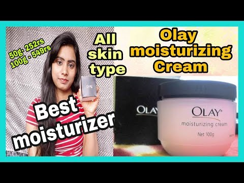 olay moisturizer cream review