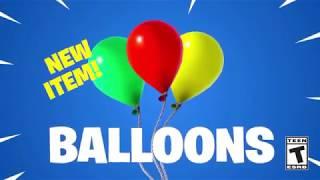 [fortnite] balloons mode PV