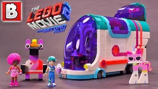 Pop-Up Party Bus Review! LET'S PARTY! | LEGO Movie 2 Set 70828