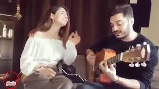 İlyas Yalçıntaş  Feride Hilal Akın   Yanıldım  Kerim Cover Video