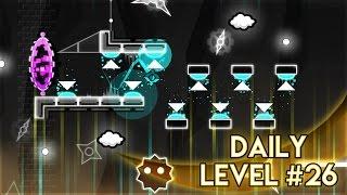 daily level 26 geometry dash world shock by danolex guitarherostyles