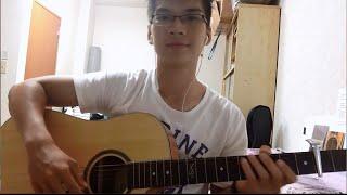At Gwanghwamun (Kyuhuyn) 광화문 acoustic - Minh's cover