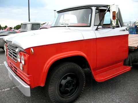 1962 dodge w 300 truck at the kanata cruise youtube. Black Bedroom Furniture Sets. Home Design Ideas