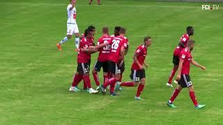 FCI.TV: Testspiel-Highlights gegen den FC Wacker Innsbruck