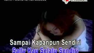Peterpan   Sally Sendiri with lyric