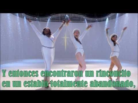 Glee - Mary's Boy Child (subtitulado en español)