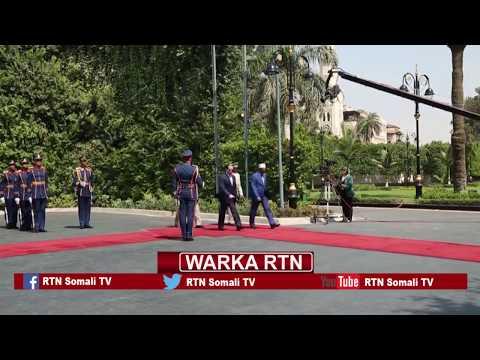 RTN TV: MW Farmaajo oo ku dhiiraday go'aanno aysan ku dhiiranin madaxdii hore ee Soomaaliya