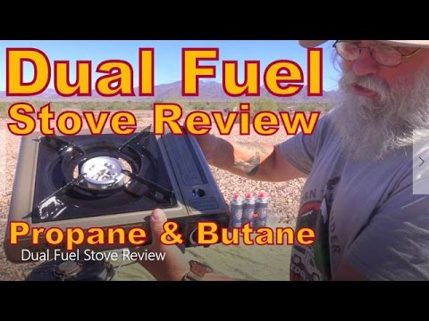 Dual Fuel Stove Review