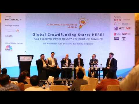 Panel 3 Debt based Crowdfunding today empowered people