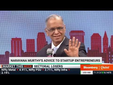 Narayana Murthy On How India Can Become A $10-Trillion Economy & More #BQ