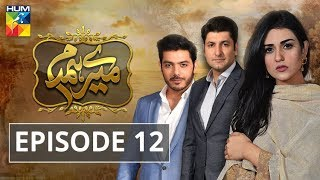 Mere Humdam Episode #12 HUM TV Drama 16 April 2019