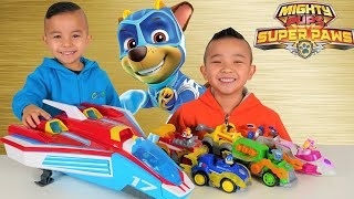 PAW Patrol Super Paws Command Center and Vehicles Set CKN Toys