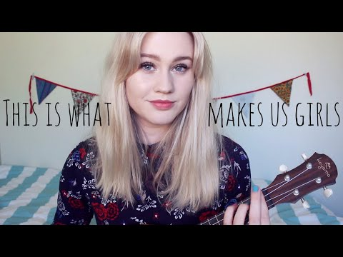 This Is What Makes Us Girls - Lana Del Rey | Ukulele Cover