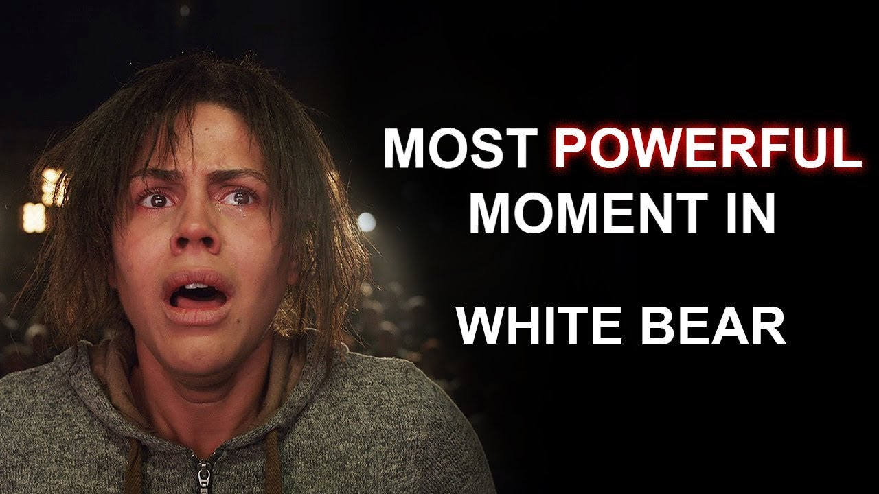 Most Powerful Moment In Black Mirror White Bear Youtube
