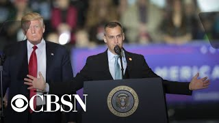 Former Trump campaign manager Corey Lewandowski not running for U.S. Senate in New Hampshire