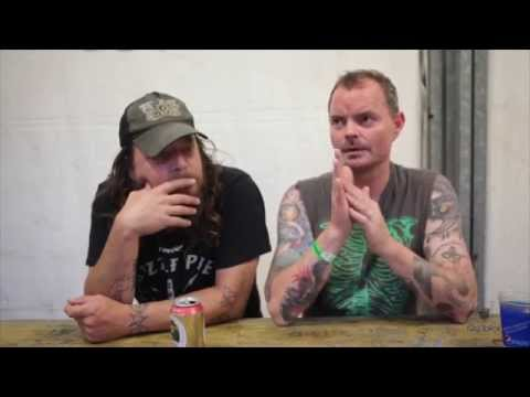 Interview with Bryan Giles and John Sherman of Red Fang (Nastorix) Sub Ita