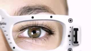Le Kit de mesure ExperOptic pour acheter ses lunettes de vue sur Internet
