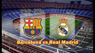 Fifa soccer 2005 FC Barcelona vs Real Madrid (Full game)