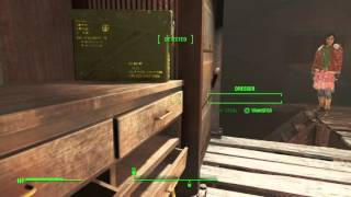 Fallout 4 shhh keep quite kid