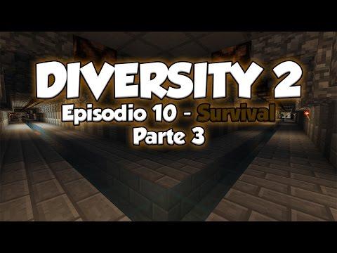 Diversity 2: Survival Parte 3 [Mapa 1.8][Ep10]