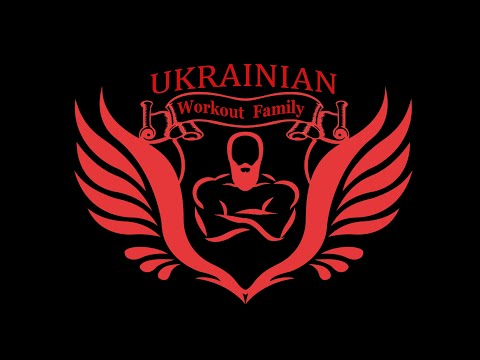 #UkrainianWorkoutFamily - some Strong Workout from Ukraine!