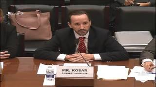 Testimony before Congress on Reclaiming Congressional Spending Power