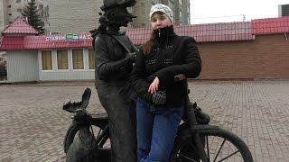 Памятник почтальону Печкину (subs ENG, RUS)