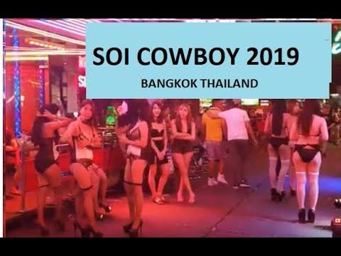 (Bangkok) Soi Cowboy - BARS, SEX, NIGHTLIFE (2019)