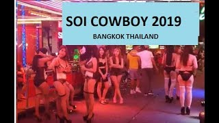 (Bangkok) Soi Cowboy - BARS, SEX, NIGHTLIFE (2019)