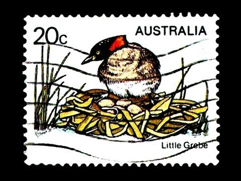 STAMPS COLLECTION AUSTRALIA