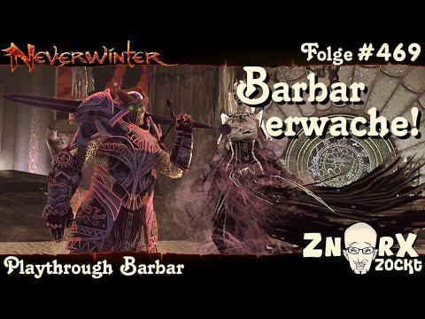 NEVERWINTER #469 Barbar