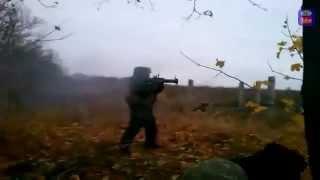 Война юго восток украины видео. Супер тактика видения боя украинской армии