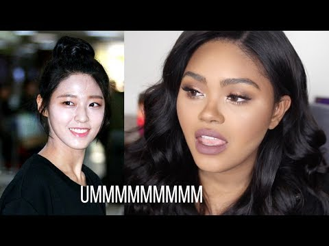 THERE IS NO PLACE FOR DARK SKIN IN KBEAUTY??? (RANT)| KennieJD