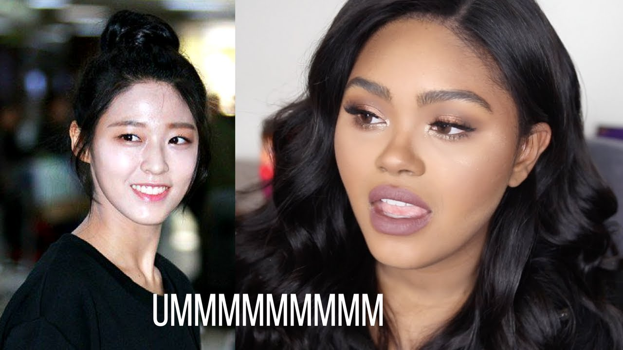 There Is No Place For Dark Skin In Kbeauty Rant Kenniejd Youtube