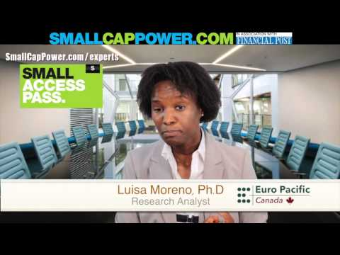 """""""Rare Earth And Lithium Stocks That We're Watching"""" with analyst Luisa Moreno of Euro Pacific Canada"""