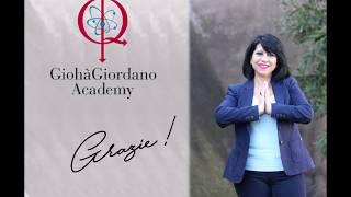 Grazie a tutti - Giohà Giordano Academy 2018