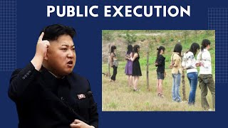 Kim Jong-Un brutally shoots a orchestra conductor 90 times in front of every artist in Pyongyang
